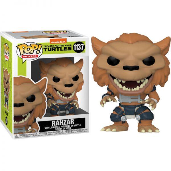 Funko POP Tortugas Ninja 2 Rahzar