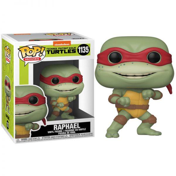 Funko POP Tortugas Ninja 2 Raphael