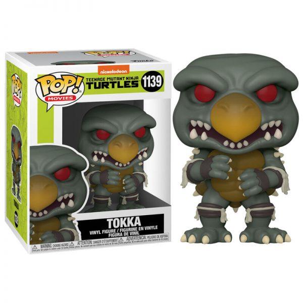 Funko POP Tortugas Ninja 2 Tokka