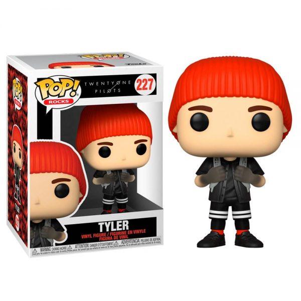 Funko POP Twenty One Pilots Stressed Out Tyler Joseph