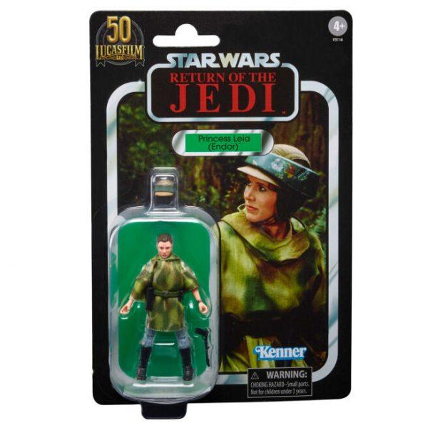 Princess Leia Endor Star Wars Episode VI 9,5cm