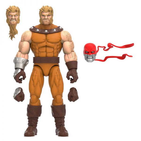 Sabretooth X-Men Marvel 15cm