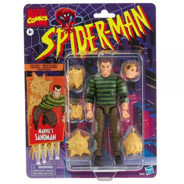 Sandman Spiderman Marvel 15cm
