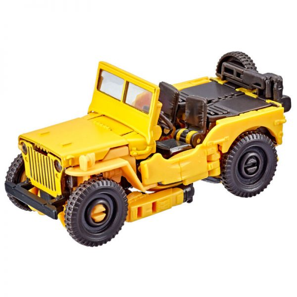 action Bumblebee Offroad Transformers 12cm