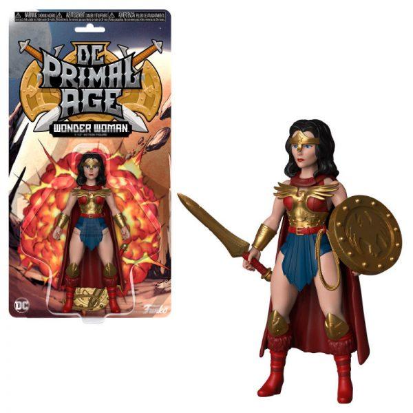 action DC Primal Age Wonder Woman