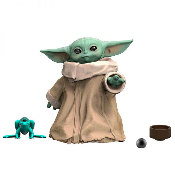 action Yoda The Child Star Wars 3cm