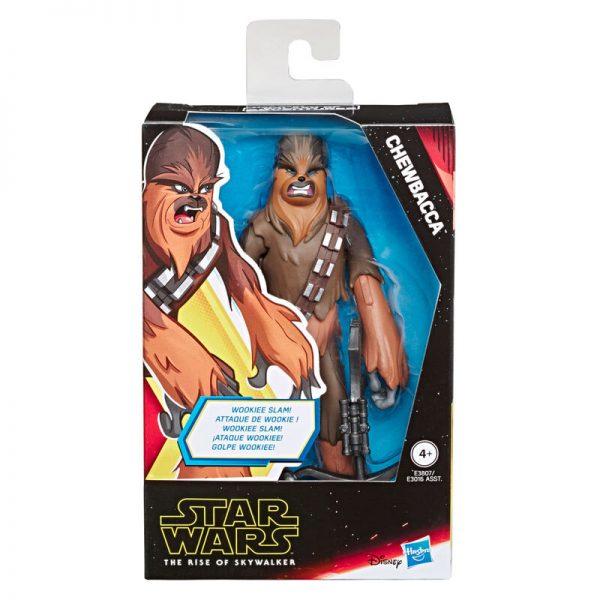 articulada Chewbacca Episode IX Star Wars 12cm