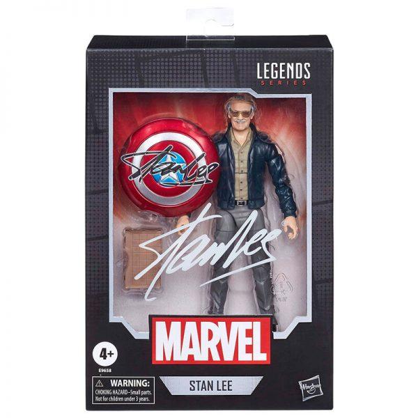 articulada Stan Lee Marvel 15cm