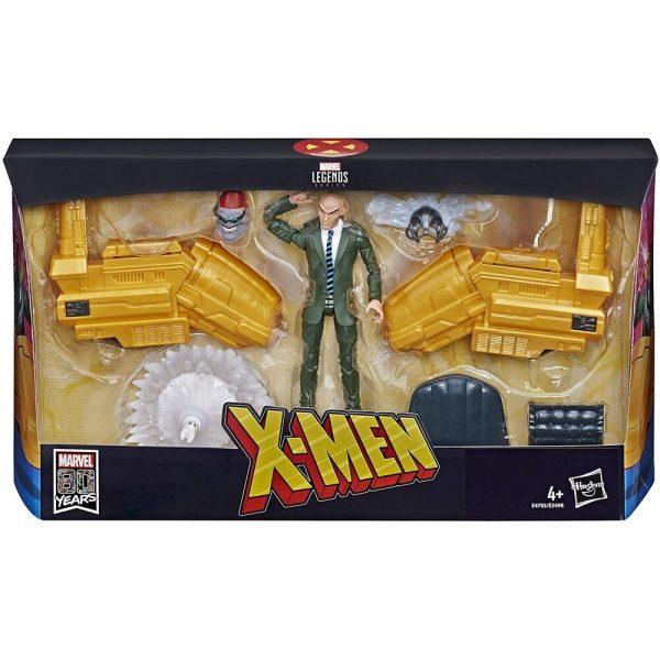 + vehiculo Profesor X X-Men Marvel Legends 15cm