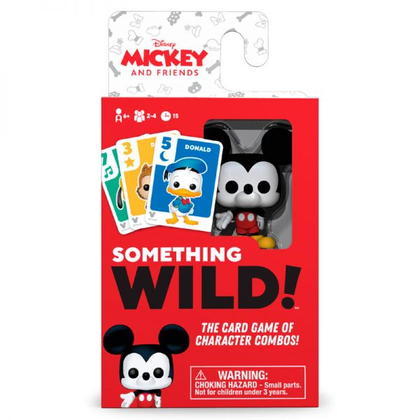Something Wild! Mickey and Friends