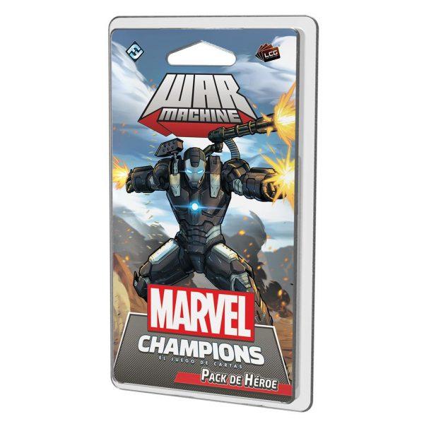 War Machine – Héroe – Marvel Champions