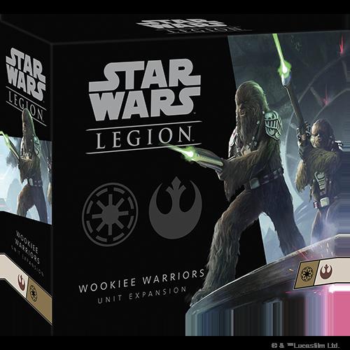 Guerreros Wookies (2021) – Star Wars: Legion