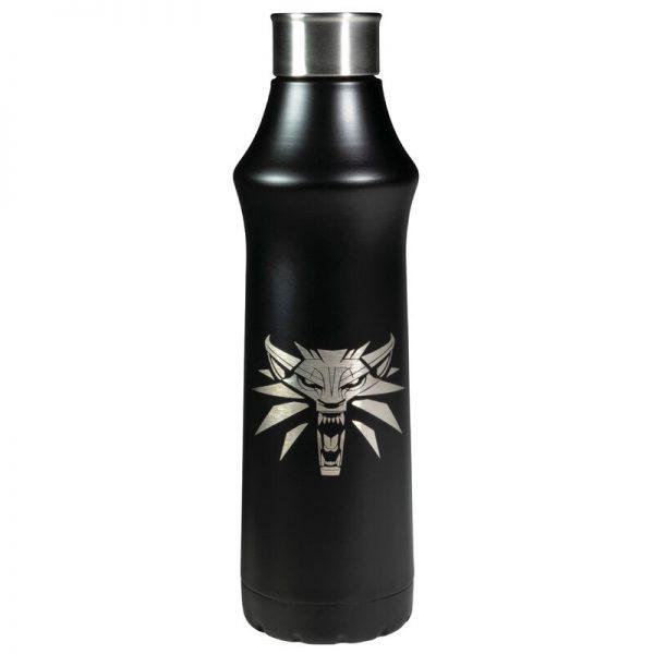 Botella acero inoxidable The Witcher 3: Wild Hunt 500ml