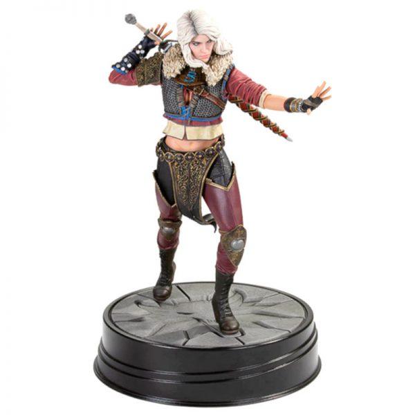 Figura Ciri 2nd Edition The Witcher 3 Wild Hunt 20cm