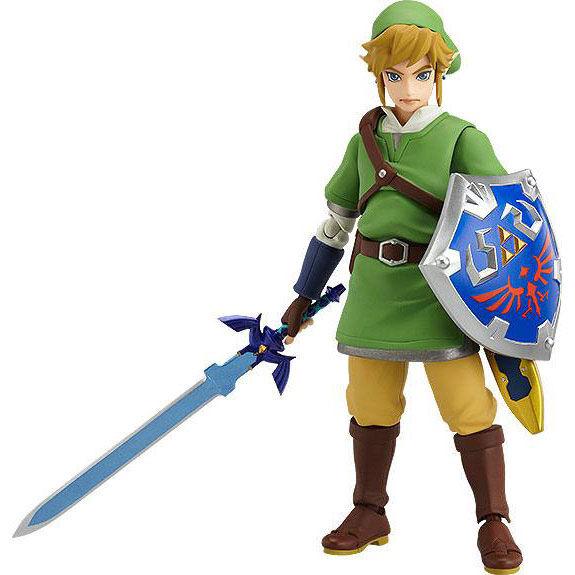 Link Skyward Sword Figma The Legend of Zelda 14cm