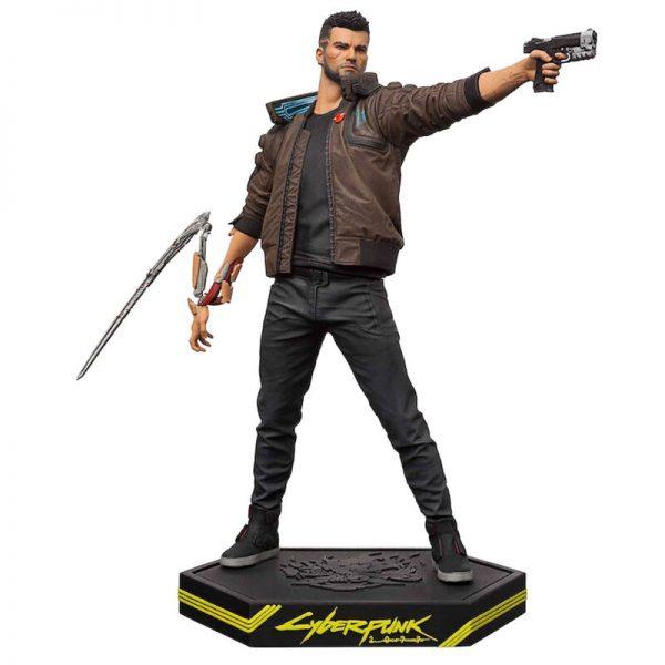 Figura Male V Cyberpunk 2077 24cm