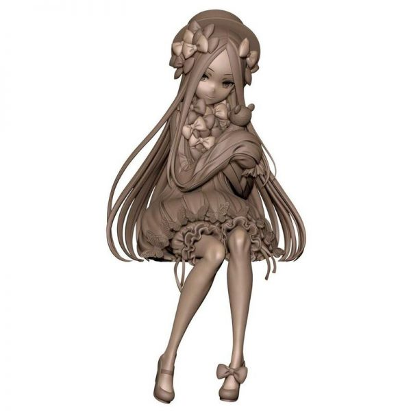 Noodle Stopper Foreigner Abigail Fate/Grand Order 14cm
