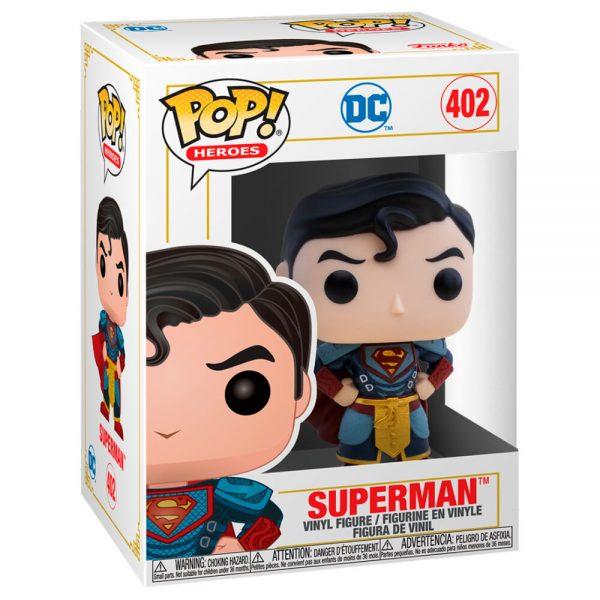 Funko POP DC Comics Imperial Palace Superman