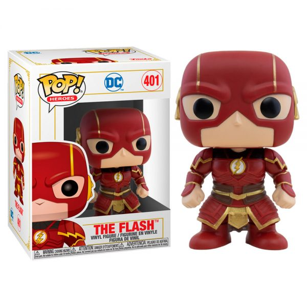 Funko POP DC Comics Imperial Palace The Flash