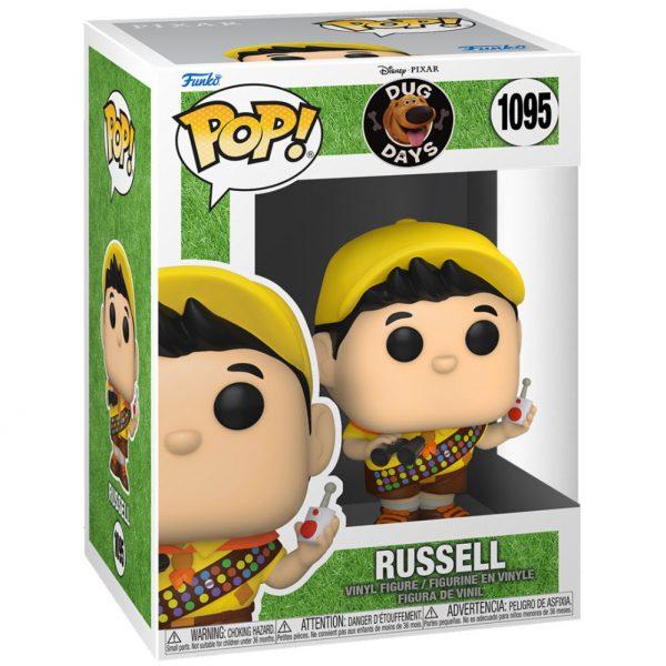 Funko POP Disney Dug Days Russell