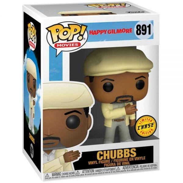 Funko POP Happy Gilmore Chubbs Chase