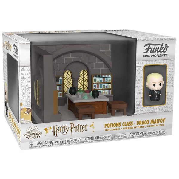 Funko POP Harry Potter Anniversary Draco Malfoy (Chase)