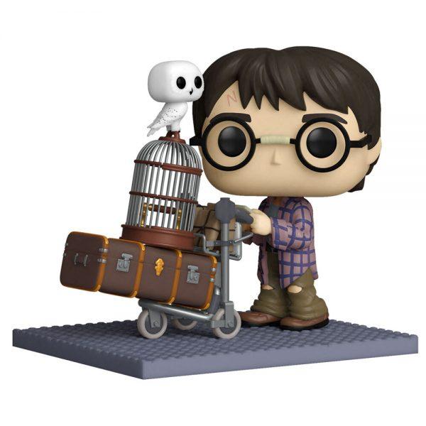 Funko POP Harry Potter Anniversary Harry Pushing Trolley