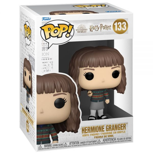 Funko POP Harry Potter Anniversary Hermione with Wand
