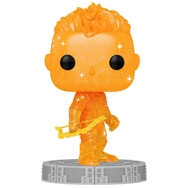 Funko POP Marvel Infinity Saga Hawkeye Orange
