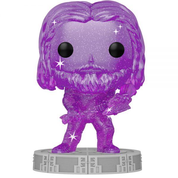 Funko POP Marvel Infinity Saga Thor Purple