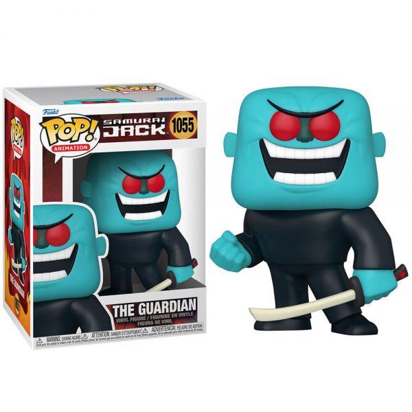 Funko POP Samurai Jack The Guardian
