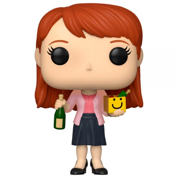 Funko POP The Office Erin with Happy Box and Champagne