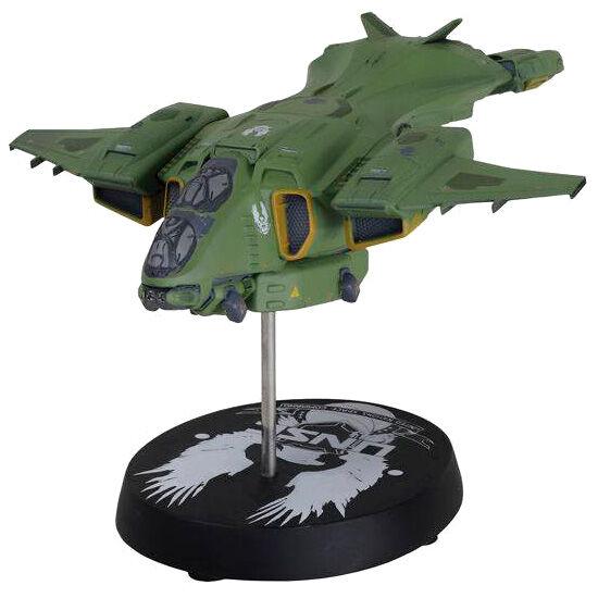 Replica UNSC Pelican Dropship Halo 15cm