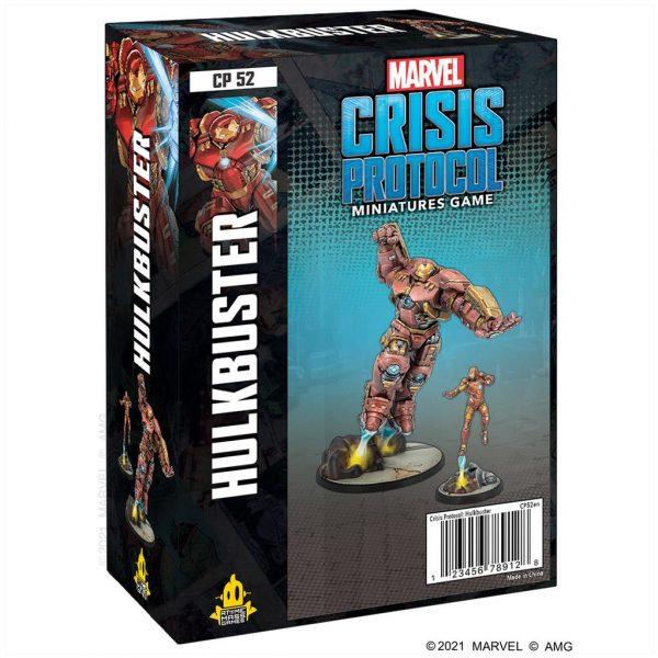 Crisis Protocol: Hulkbuster (EN)