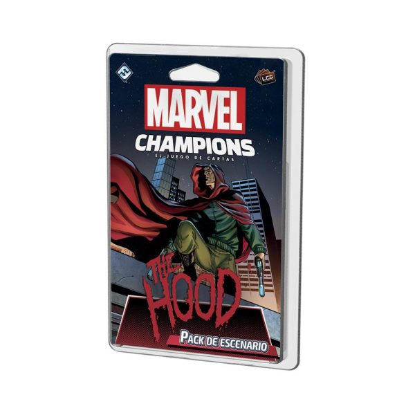The Hood - Escenario - Marvel Champions