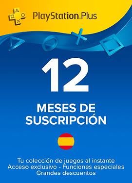 PlayStation Plus – Suscripción 365 días (España)