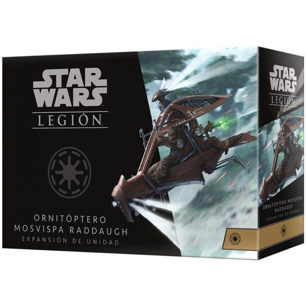 Ornitóptero Mosvispa Raddaugh – Star Wars Legión