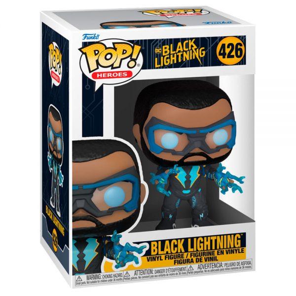 Funko POP DC Black Lightning - Black Lightning