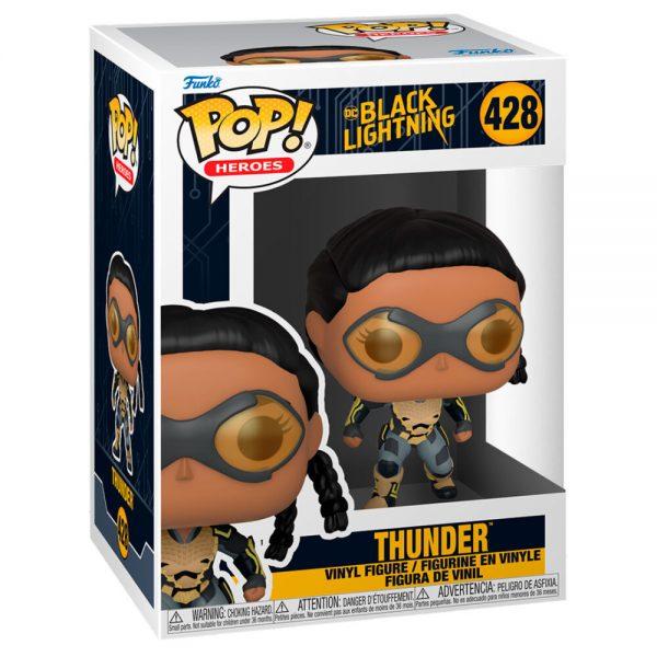 Funko POP DC Black Lightning Thunder