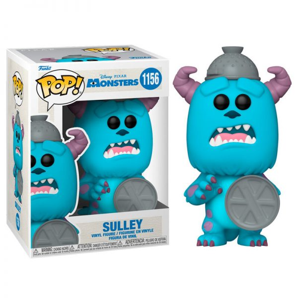 Funko POP Monsters Inc 20th Sulley with Lid