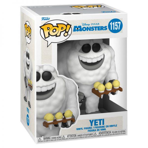 Funko POP Monsters Inc 20th Yeti
