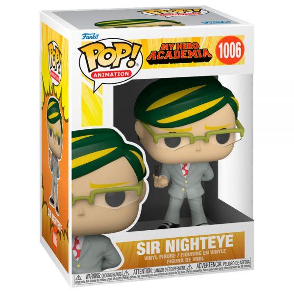 Funko POP My Hero Academia Sir Nighteye