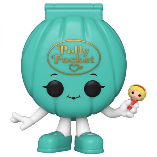 Funko POP Polly Pocket - Polly Pocket Shell