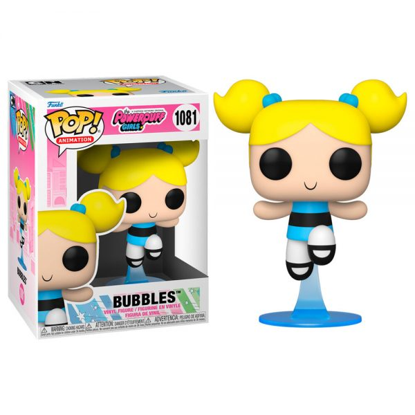Funko POP Powerpuff Girls Bubbles
