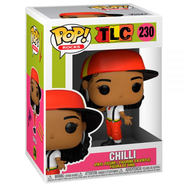 Funko POP TLC Chilli