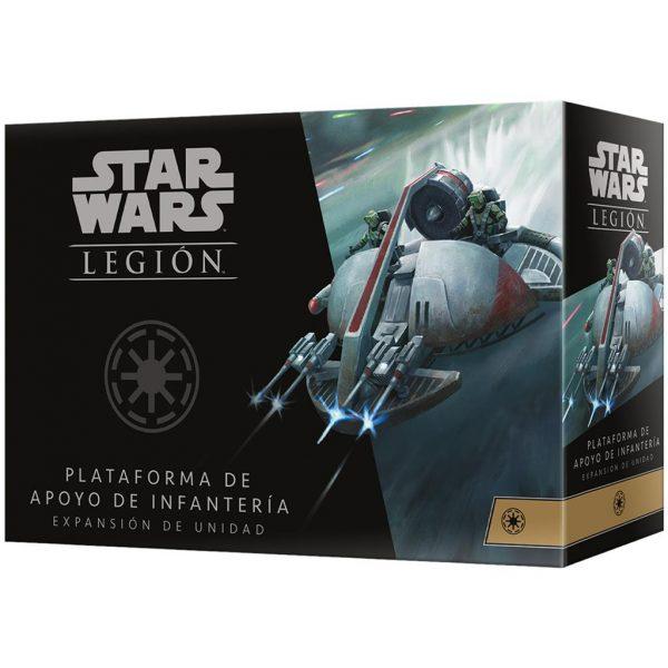 Plataforma de apoyo de infantería – Star Wars Legión