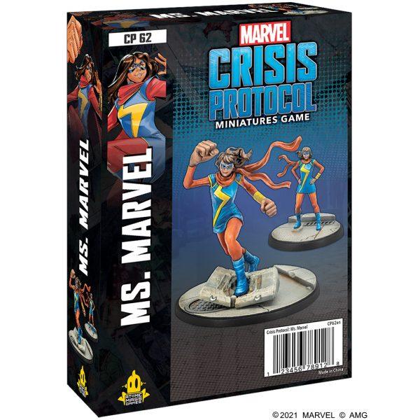 Crisis Protocol: Ms. Marvel (EN)