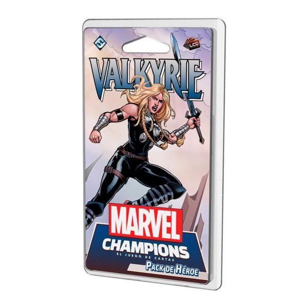 Valkyrie – Héroe – Marvel Champions