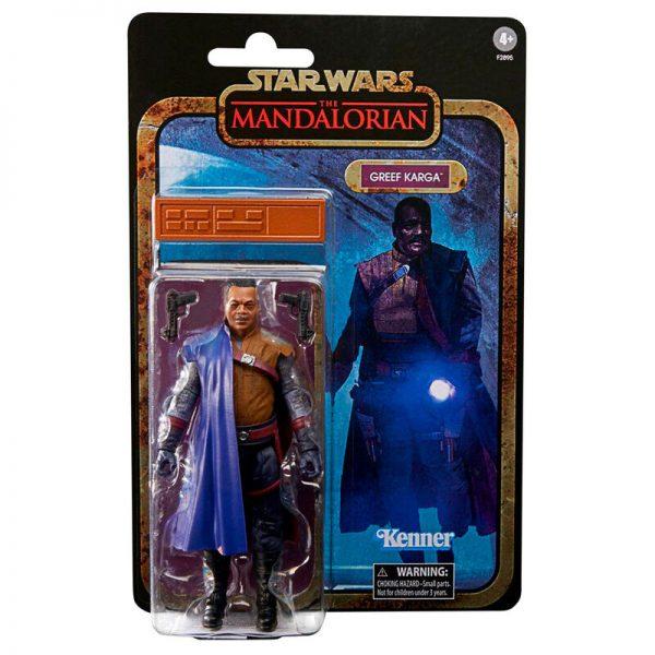 2022 Greef Karga Star Wars The Mandalorian Black Series Credit Collection 15cm