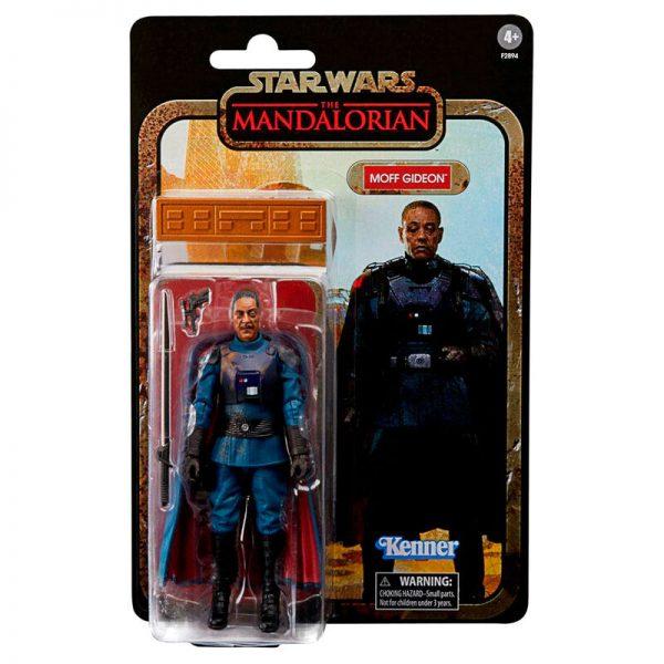 2022 Moff Gideon Star Wars The Mandalorian Black Series Credit Collection 15cm